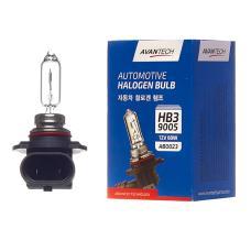 Лампа головного света Avantech 9005 (HB3) 12V 65W, AB0023