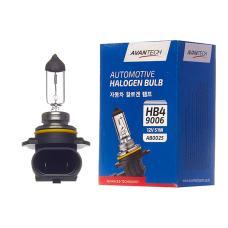 Лампа головного света Avantech 9006 (HB4) 12V 55W, AB0025