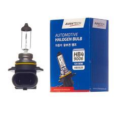 Лампа головного света Avantech 9006 (HB4) 12V 80W, AB0026