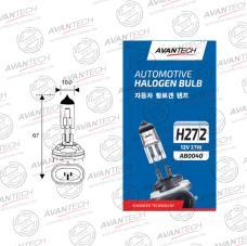 Лампа головного света Avantech H27/2 12V 27W (881 Series), AB0040