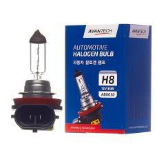 Лампа головного света Avantech H8 12V 35W, AB0030
