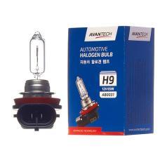 Лампа головного света Avantech H9 12V 65W, AB0031