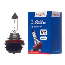 Лампа головного света Avantech H11 12V 55W, AB0032