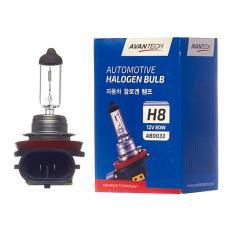 Лампа головного света Avantech H8 12V 80W, AB0033