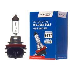 Лампа головного света Avantech H11 12V 80W, AB0035