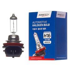 Лампа головного света Avantech H16 12V 19W, AB0039