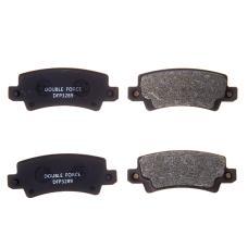 Колодки тормозные дисковые Double Force DFP3289