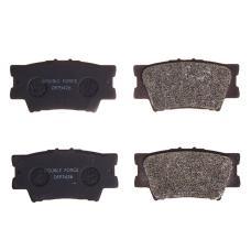 Колодки тормозные дисковые Double Force DFP3426