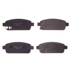 Колодки тормозные дисковые Double Force DFP1844