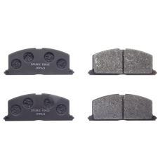 Колодки тормозные дисковые Double Force DFP323