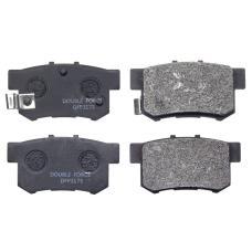 Колодки тормозные дисковые Double Force DFP3175