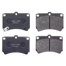 Колодки тормозные дисковые Double Force DFP1024