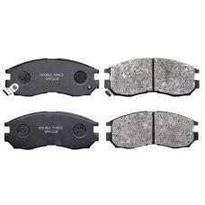Колодки тормозные дисковые Double Force DFP1128