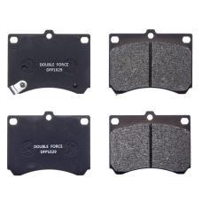 Колодки тормозные дисковые Double Force DFP1029