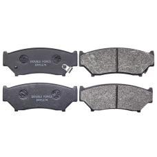 Колодки тормозные дисковые Double Force DFP1174