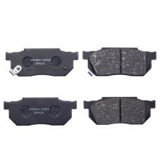 Колодки тормозные дисковые Double Force DFP325