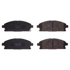 Колодки тормозные дисковые Double Force DFP3312