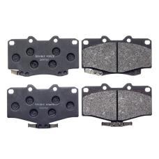 Колодки тормозные дисковые Double Force DFP797