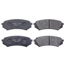 Колодки тормозные дисковые Double Force DFP3198