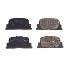 Колодки тормозные дисковые Double Force DFP3278