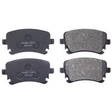 Колодки тормозные дисковые Double Force DFP1557