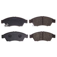 Колодки тормозные дисковые Double Force DFP3290