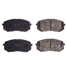 Колодки тормозные дисковые Double Force DFP3461