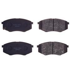 Колодки тормозные дисковые Double Force DFP3553