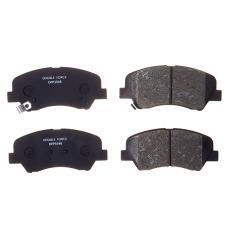 Колодки тормозные дисковые Double Force DFP3548