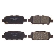 Колодки тормозные дисковые Double Force DFP3294