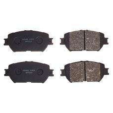 Колодки тормозные дисковые Double Force DFP3314
