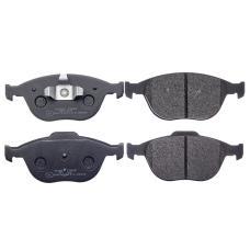 Колодки тормозные дисковые Double Force DFP1532