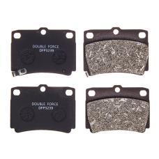 Колодки тормозные дисковые Double Force DFP3239