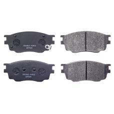 Колодки тормозные дисковые Double Force DFP599