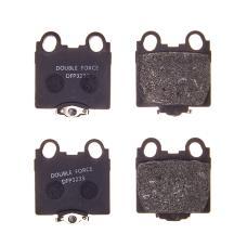 Колодки тормозные дисковые Double Force DFP3233
