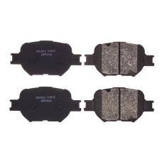 Колодки тормозные дисковые Double Force DFP3316