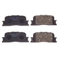 Колодки тормозные дисковые Double Force DFP3374