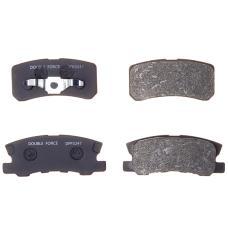 Колодки тормозные дисковые Double Force DFP3247