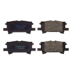 Колодки тормозные дисковые Double Force DFP3339