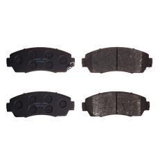 Колодки тормозные дисковые Double Force DFP3581