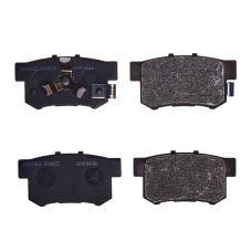 Колодки тормозные дисковые Double Force DFP3438