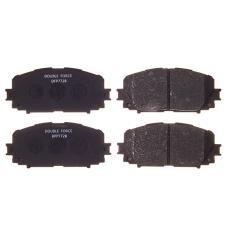 Колодки тормозные дисковые Double Force DFP7728