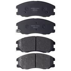 Колодки тормозные дисковые Double Force DFP1715