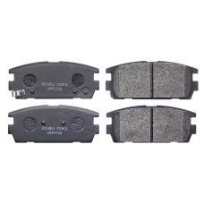 Колодки тормозные дисковые Double Force DFP1716