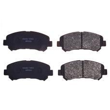 Колодки тормозные дисковые Double Force DFP3521