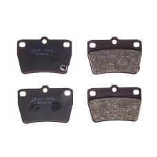 Колодки тормозные дисковые Double Force DFP3279