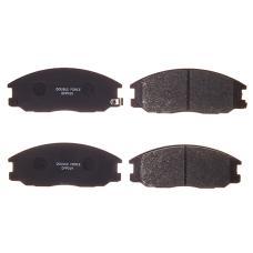 Колодки тормозные дисковые Double Force DFP019
