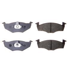 Колодки тормозные дисковые Double Force DFP1274