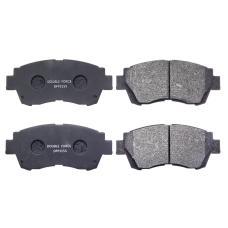 Колодки тормозные дисковые Double Force DFP3155