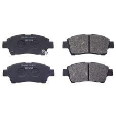 Колодки тормозные дисковые Double Force DFP3218